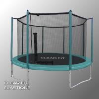 Батут Clear Fit Elastique 12ft