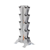 HF-4459 Вертикальная подставка для гантелей на 5 пар