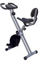 Складной велотренажер HouseFit HB-8231HPB