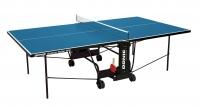 Всепогодный Теннисный стол Donic Outdoor - Roller 600 синий