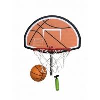 Eclipse Баскетбольный щит с кольцом для батута Eclipse Space