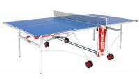 Теннисный стол Donic Outdoor Roller De Luxe синий