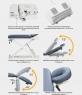 Стационарный массажный стол VISION ROYAL TREATMENT