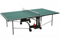 Всепогодный Теннисный стол Donic Outdoor - Roller 600 зеленый