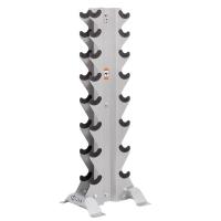 HF-4460 Вертикальная подставка для гантелей на 8 пар