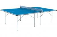 Всепогодный теннисный стол TORNADO-4 синий