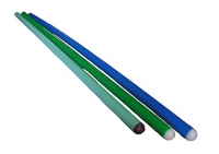 Палка гимнастическая алюминиевая ПГА 25
