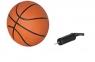 Баскетбольный щит DFC для батута