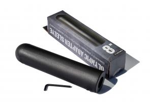 Силовой тренажер ORIGINAL FIT.TOOLS Адаптер под диск (ф25 в ф50), 22 см