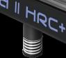 Беговая дорожка Oxygen Riviera II HRC+ Vibra