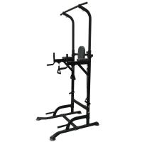Силовой тренажер ROYAL Fitness Арт. HB-DG006 Силовая стойка для подтягиваний с эспандерами