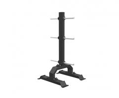 Силовой тренажер SVENSSON INDUSTRIAL E3054 MATTE BLACK Стойка для весовых дисков