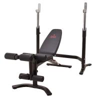 Силовой тренажер Smith Fitness WB270 Многофункциональная силовая скамья со стойками под штангу